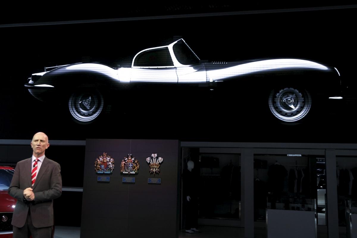 New York Auto Show 2016: Jaguar Land Rover to resurrect its Le Mans race winning model – the XKSS