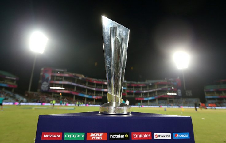 ICC T20 World Cup 2016 trophy