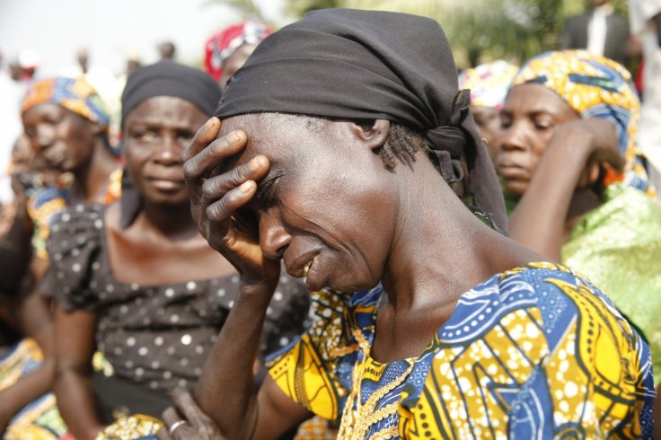chibok schoolgirls boko haram nigeria