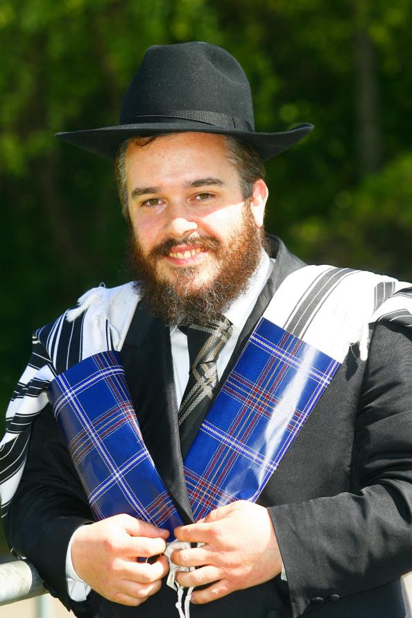 Jewish tartan