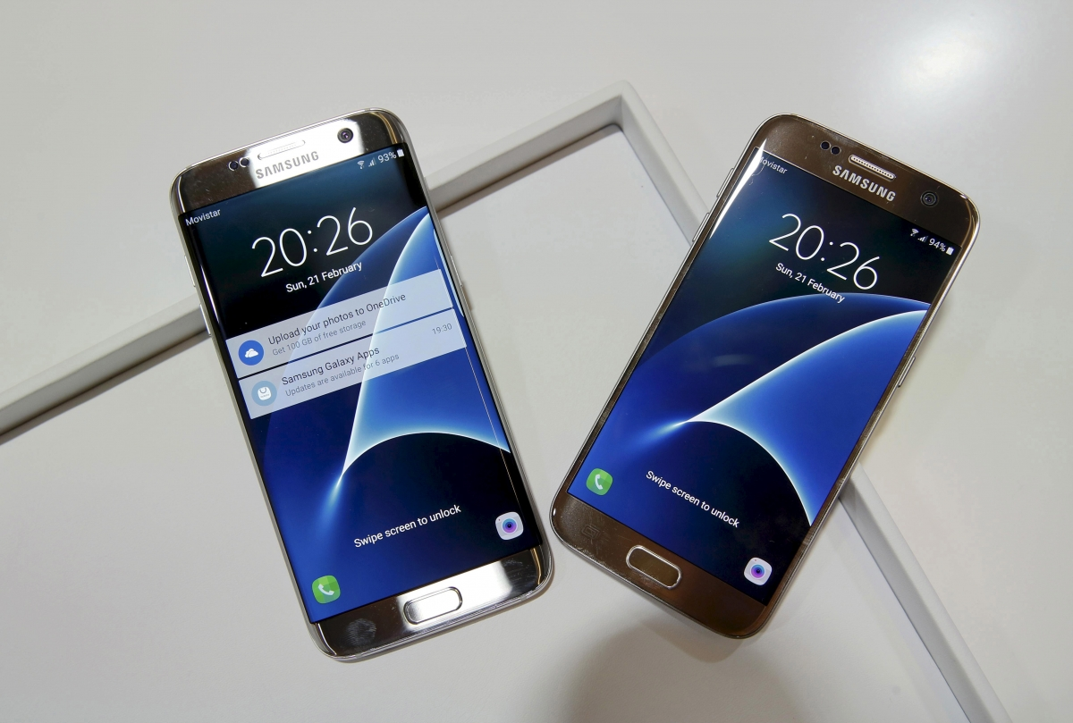 Galaxy S7 and S7 Edge update brings improvements for touch