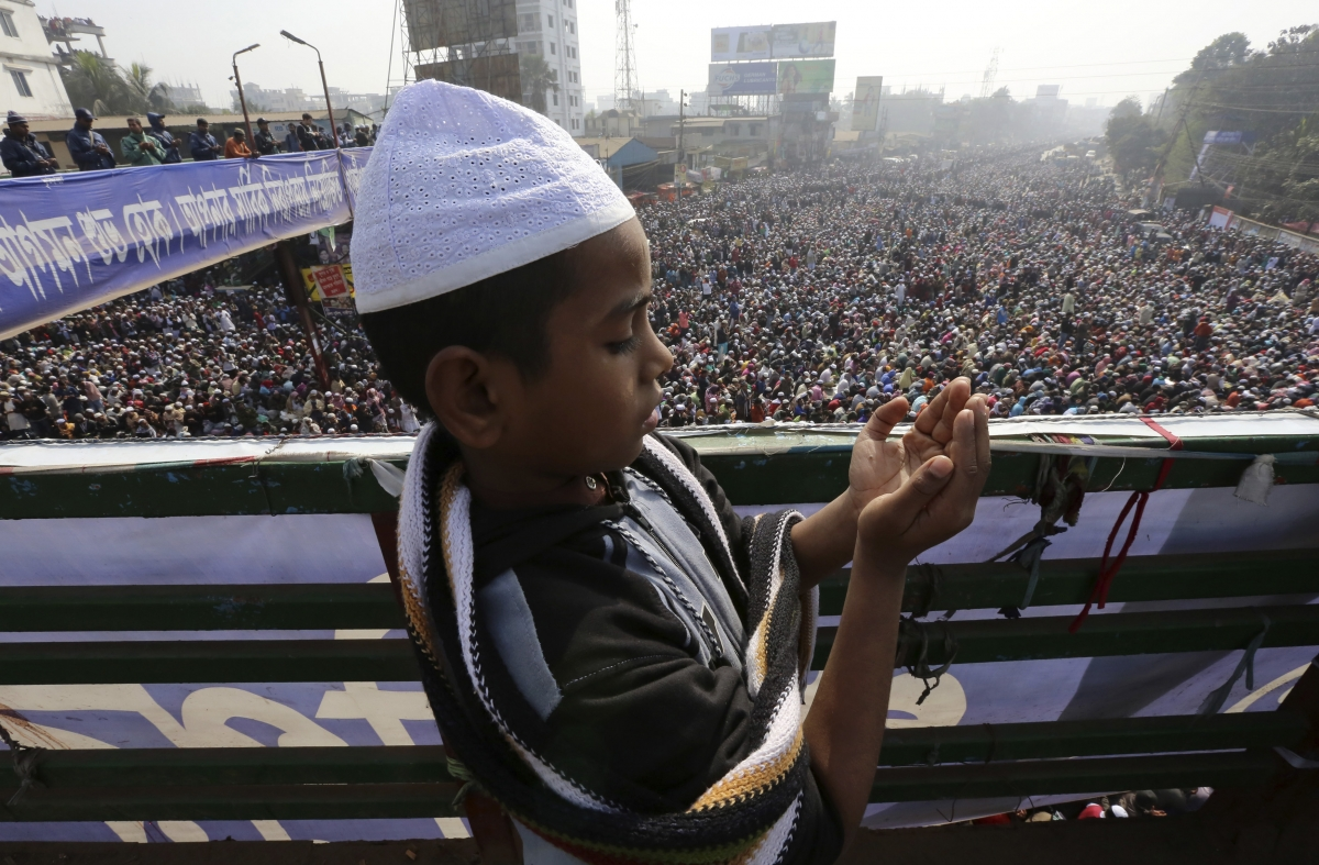 Bangladesh Islam state religion