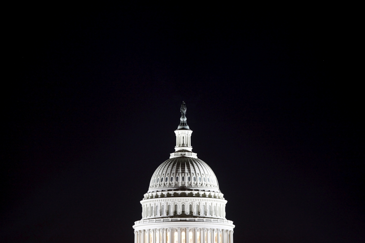 Gunshots fired at US Capitol complex in Washington