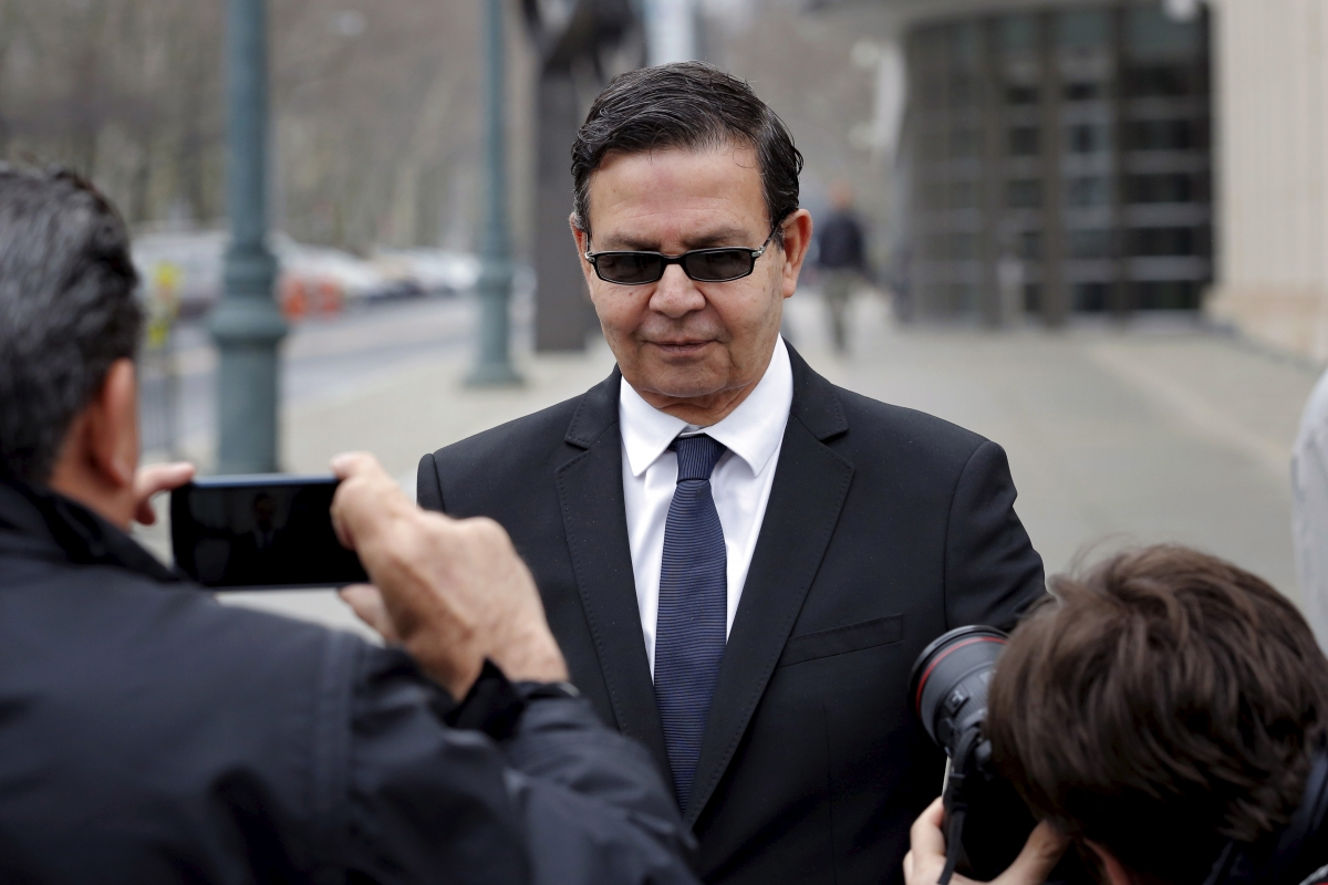 Rafael Callejas pleads guilty to Fifa bribe-taking