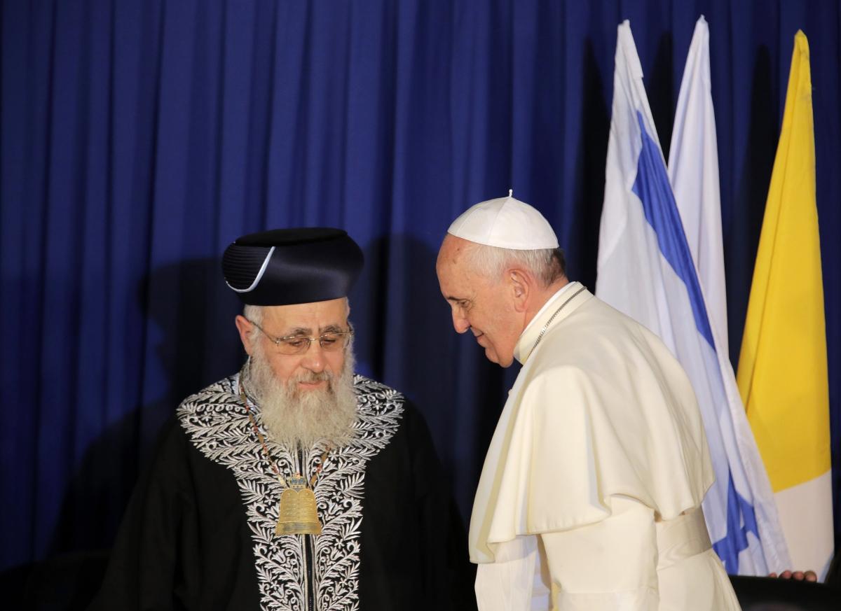Rabbi Yitzhak Yosef