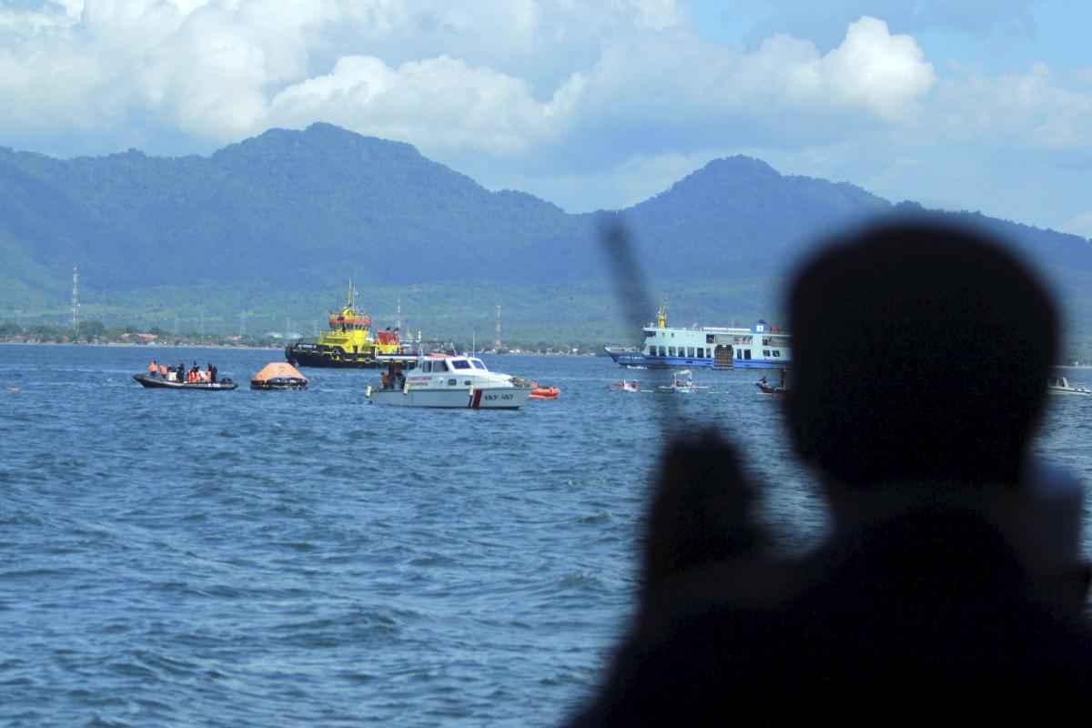 Indonesia ship hijacking