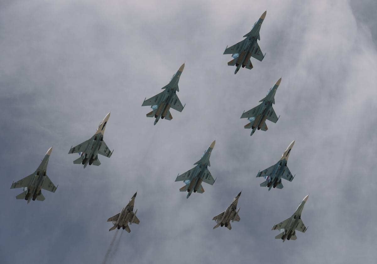 Russia Nato jets encounter