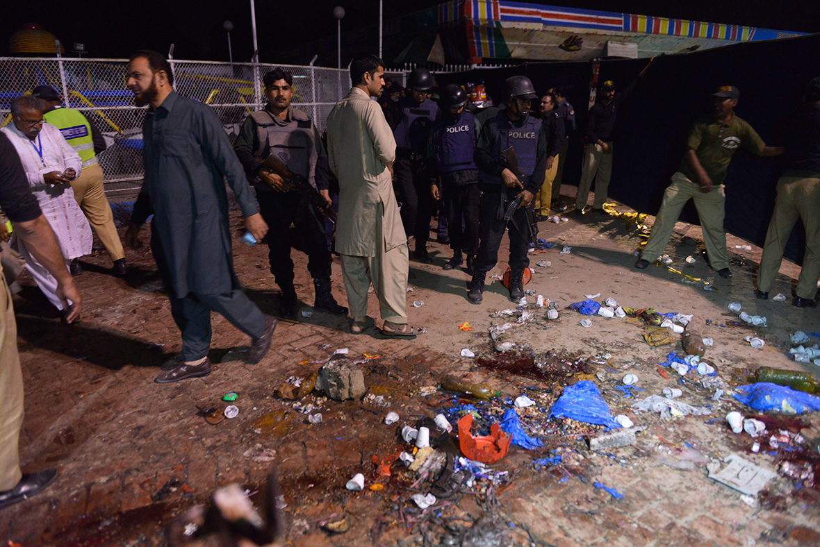 Lahore Easter bombing