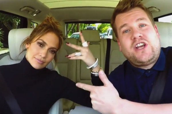 jennifer lopez james corden