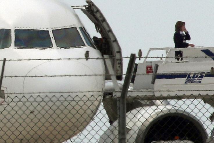 EgyptAir airliner