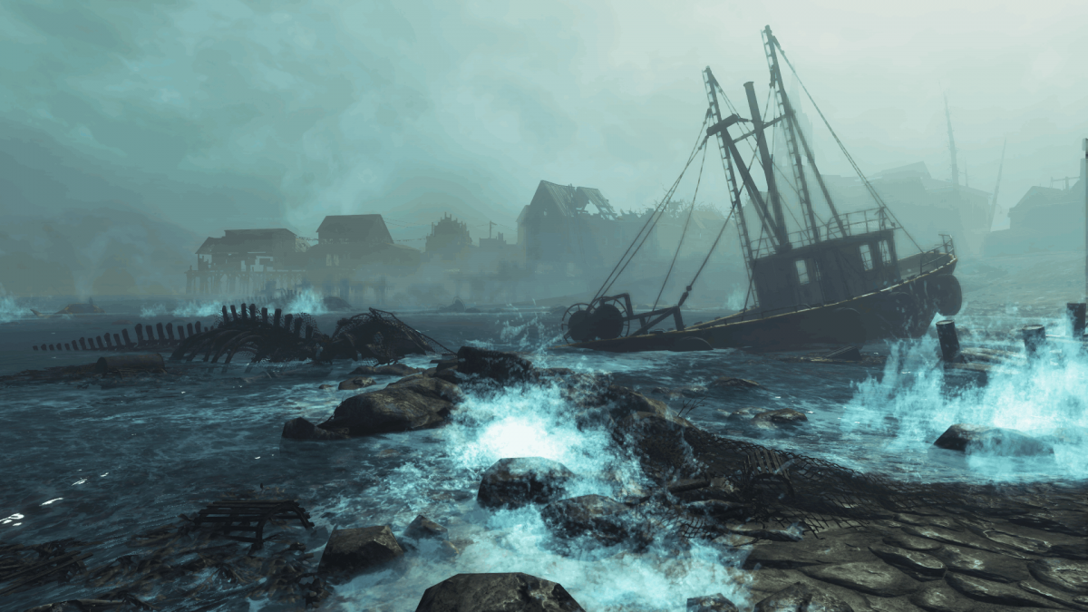 Fallout 4 Far Harbour DLC