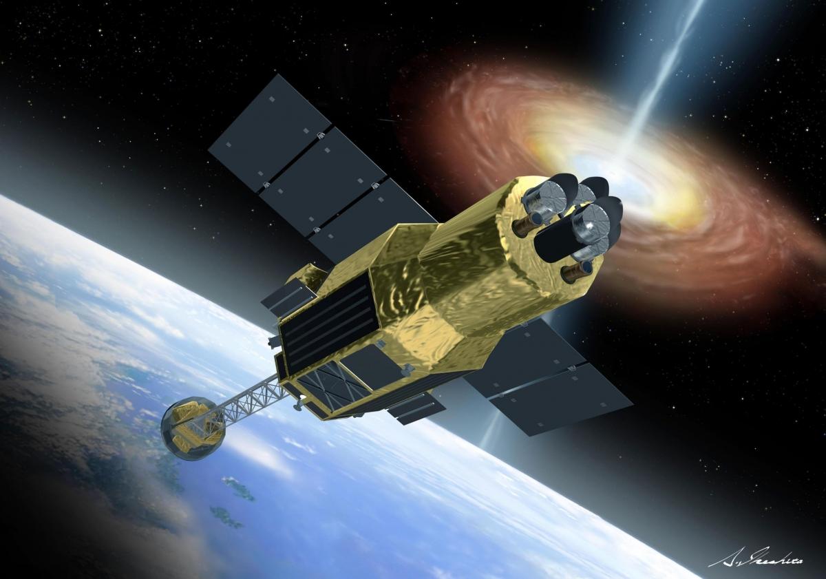 JAXA's Hitomi Satellite