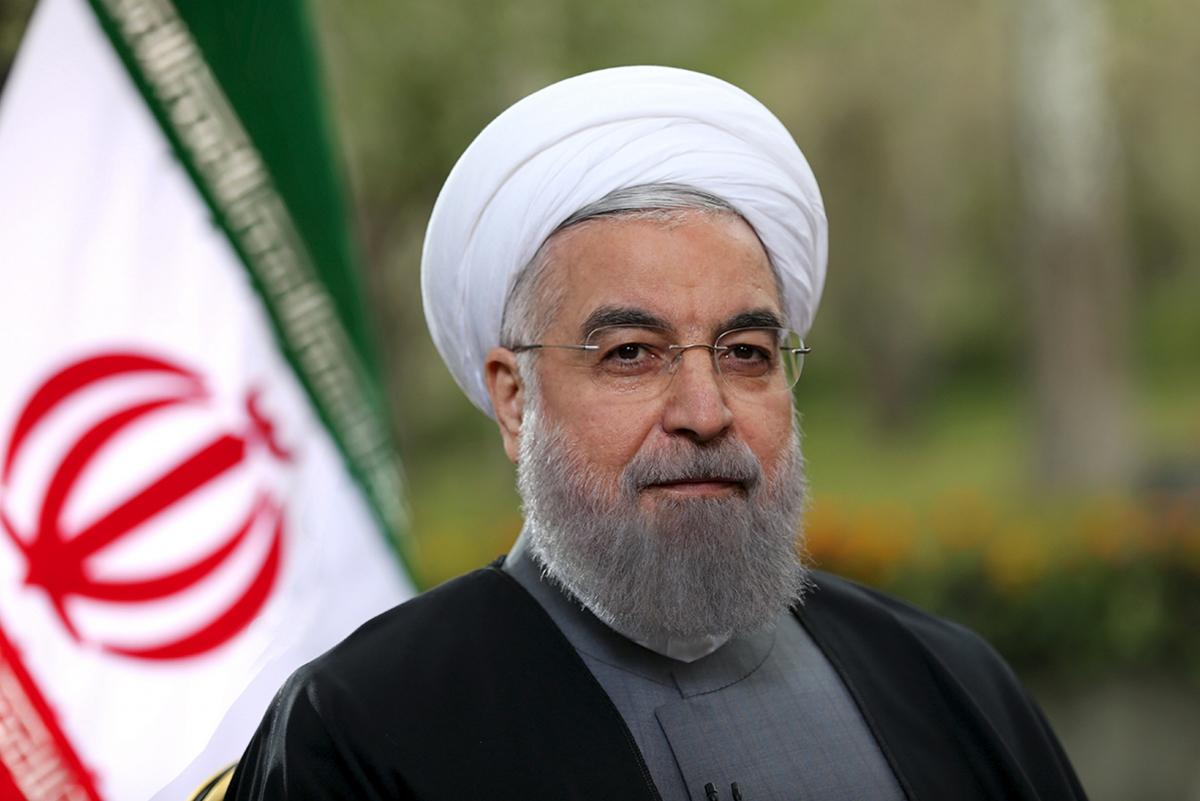 Iran Hassan Rouhani Austria visit