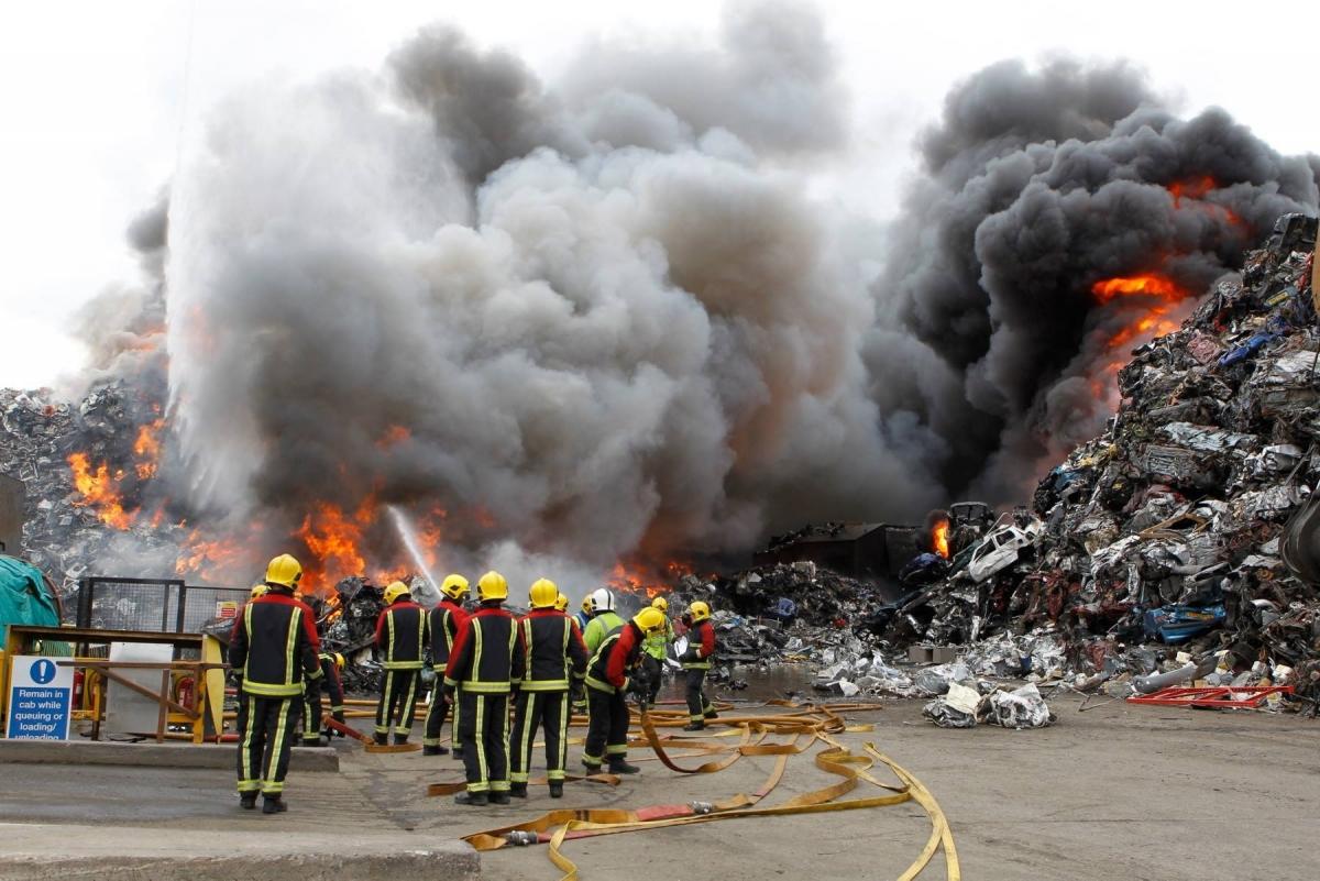 Birmingham fire
