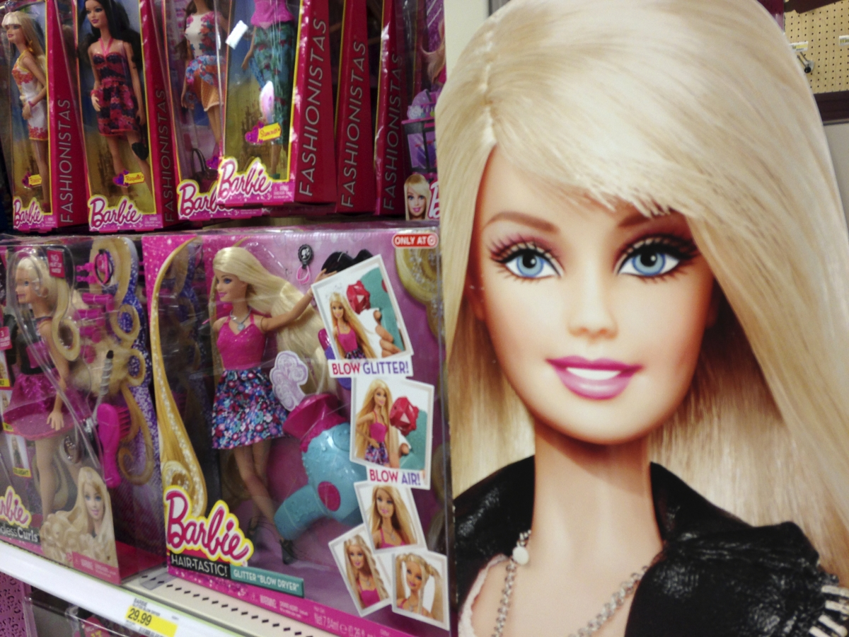 Mattel Barbie dolls