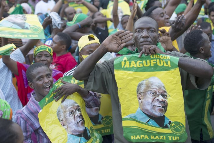 John Magufuli President Tanzania
