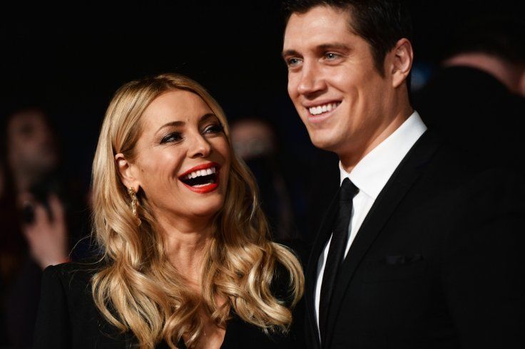 Tess Daly gives sext-shamed husband Vernon Kay \'one more