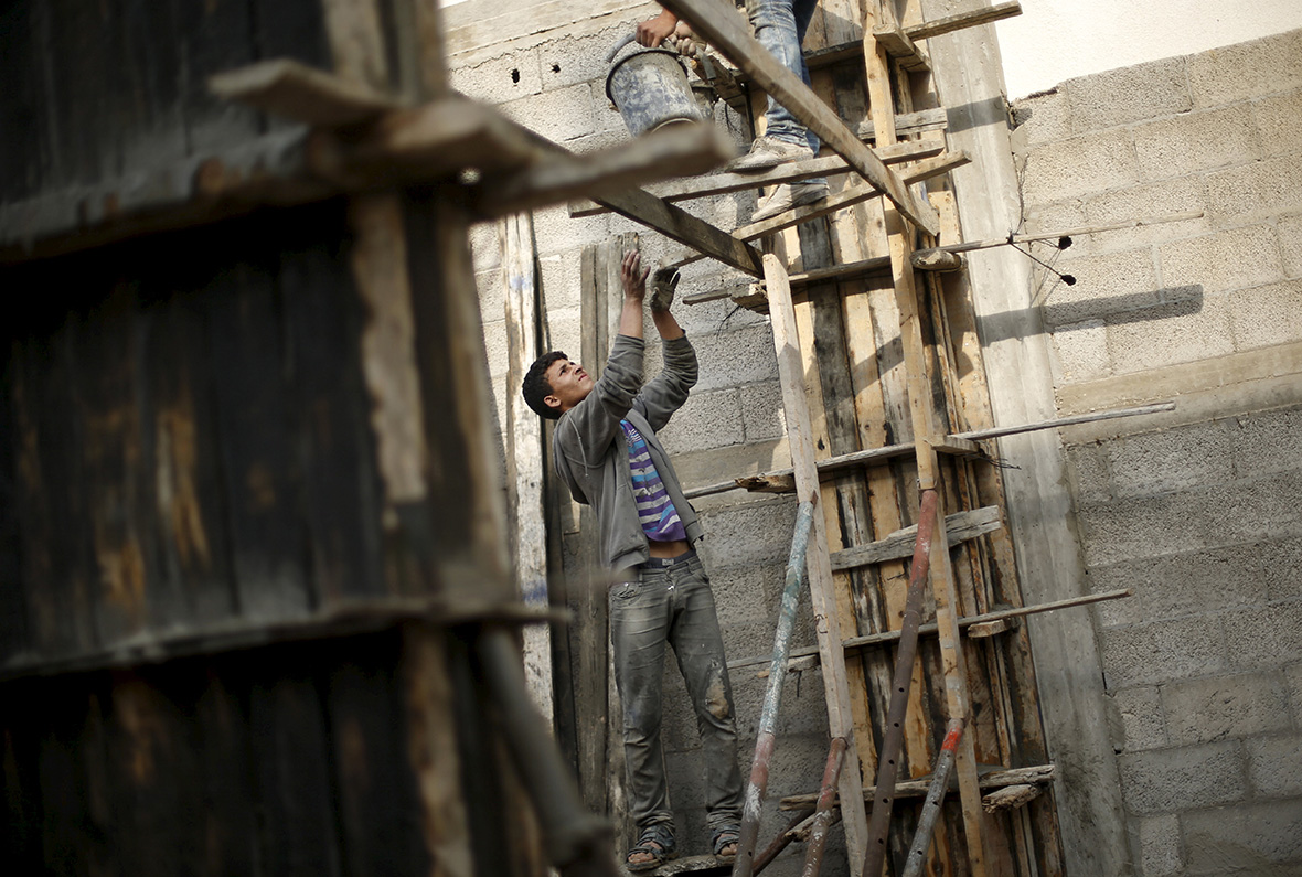 Child labour in Gaza