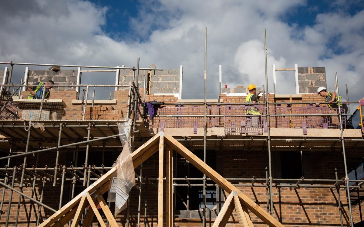 House builders England UK housing property