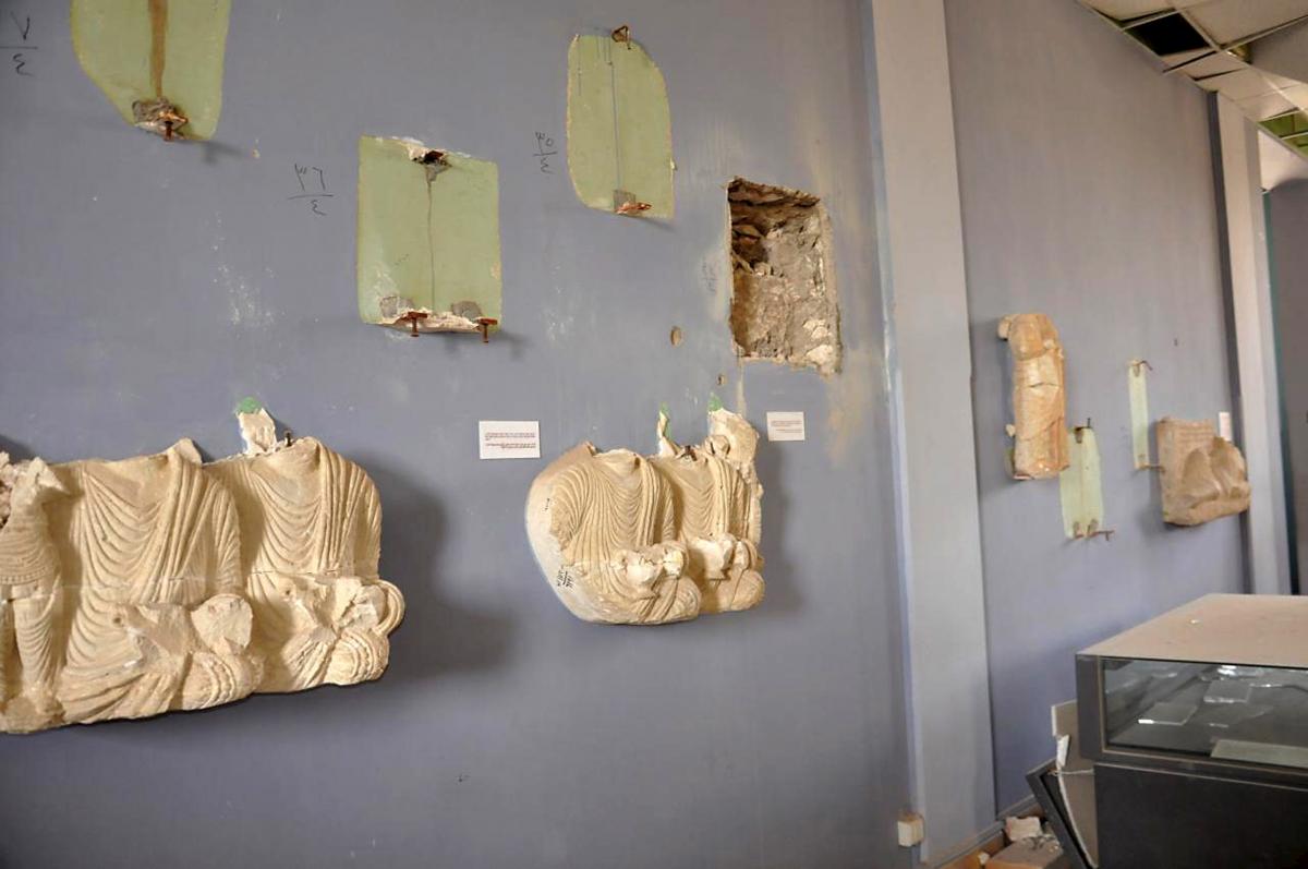 Palmyra museum