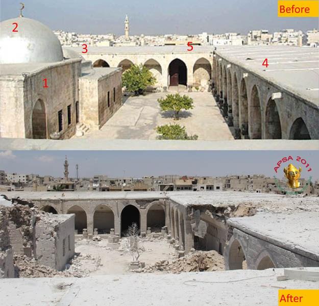 Archaeological Museum Marat al-Numan
