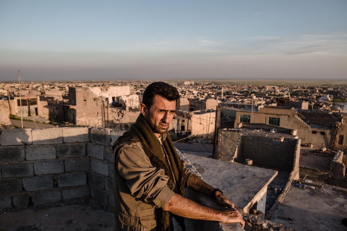 Sinjar YPG