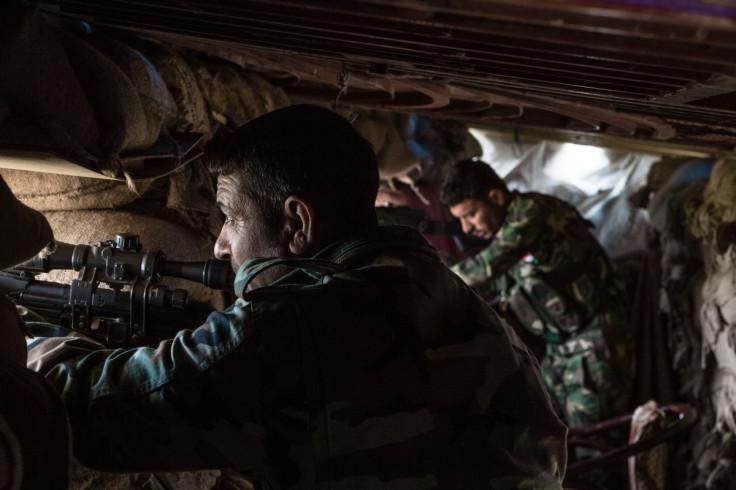 Sinjar snipers