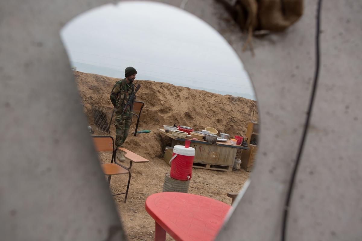 Sinjar soldiers