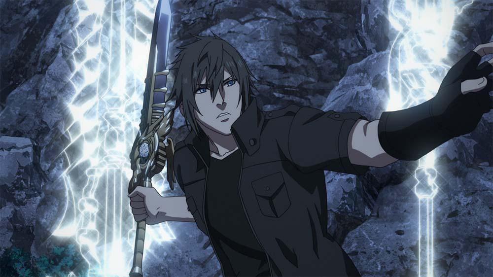 Noctis Brotherhood: Brotherhood Final Fantasy 15: Square Enix Announces Anime