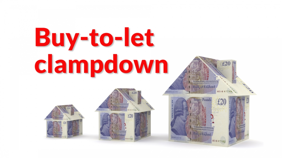 Buy-to-let clampdown