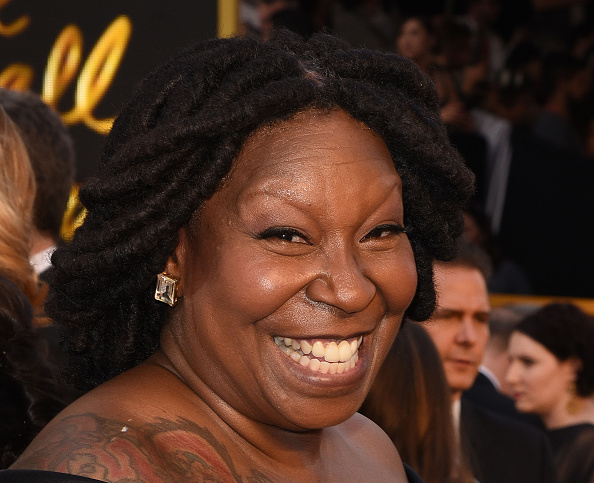 "Whoopi Goldberg announces weed startup for women dealing with painful symptoms during ""that"" time of the month"