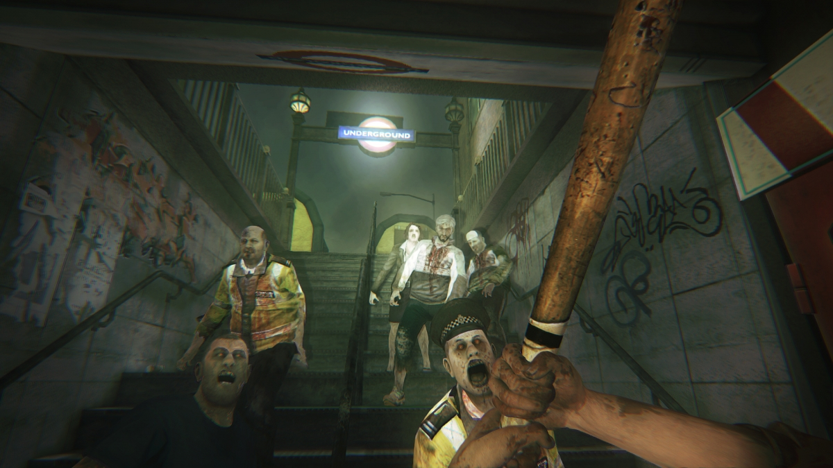 Zombi game PS4 PS Plus April