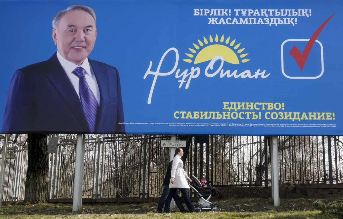 Kazakh election