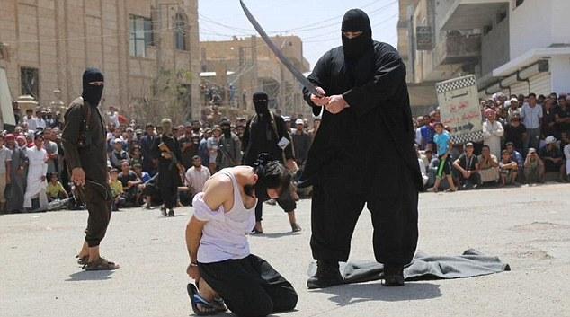 'The Bulldozer' seen executing peshmerga