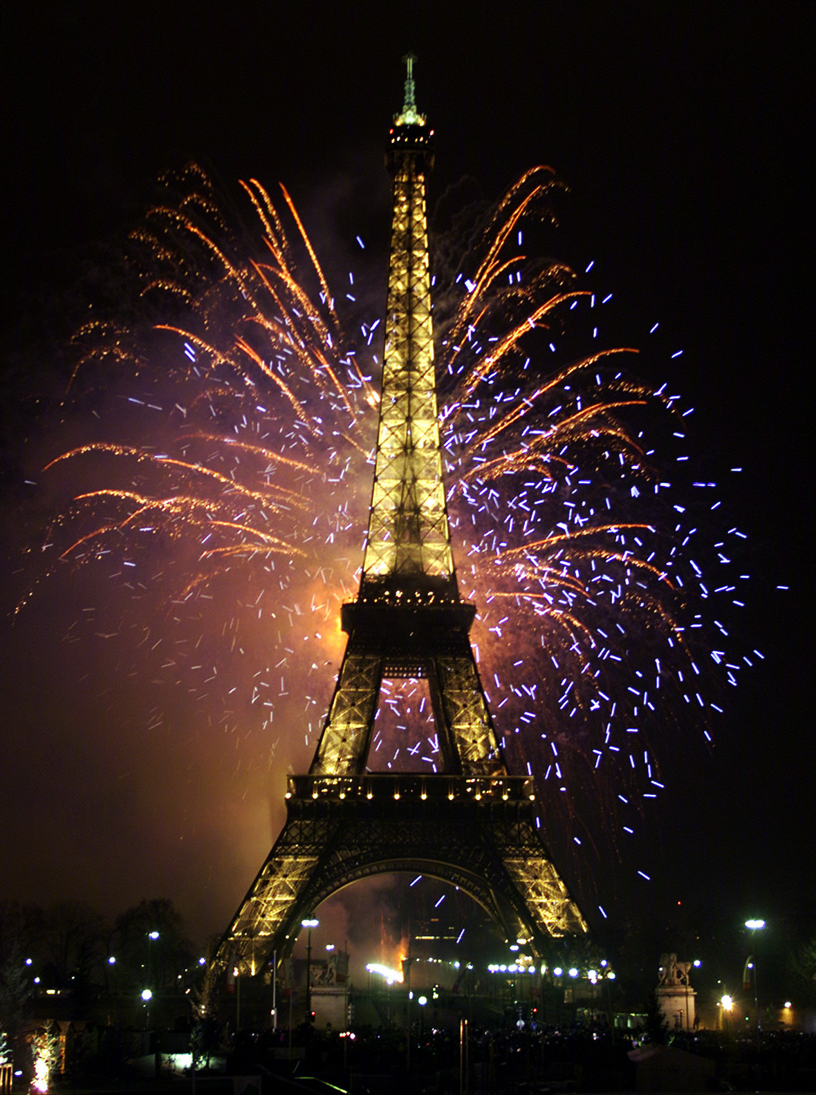 eiffel tower 129th anniversary: 37 photographs of one of the world