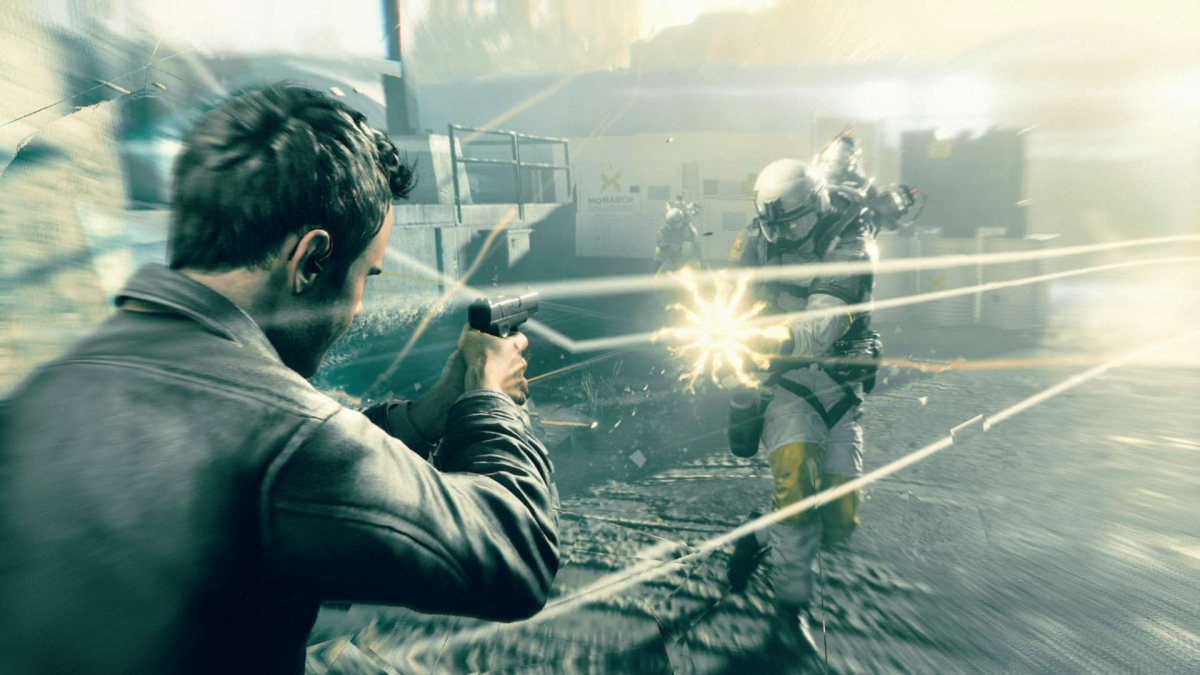 Quantum Break screenshot