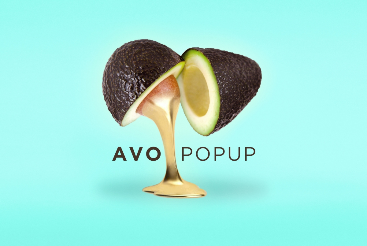 avocado pop up restaurant