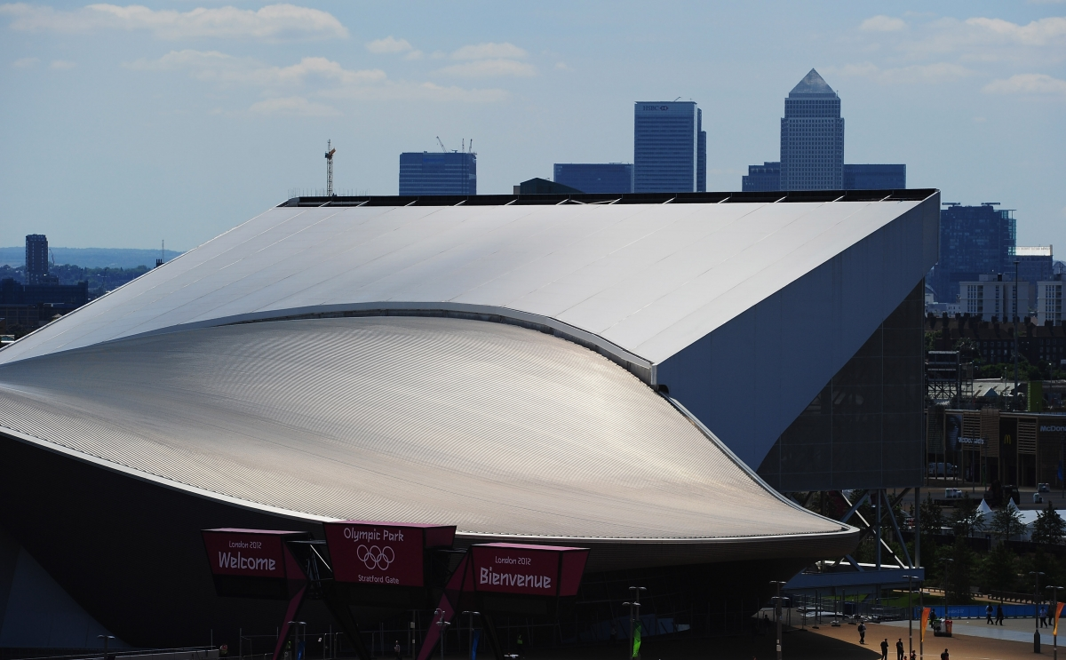 London Olympic Aquatic Centre