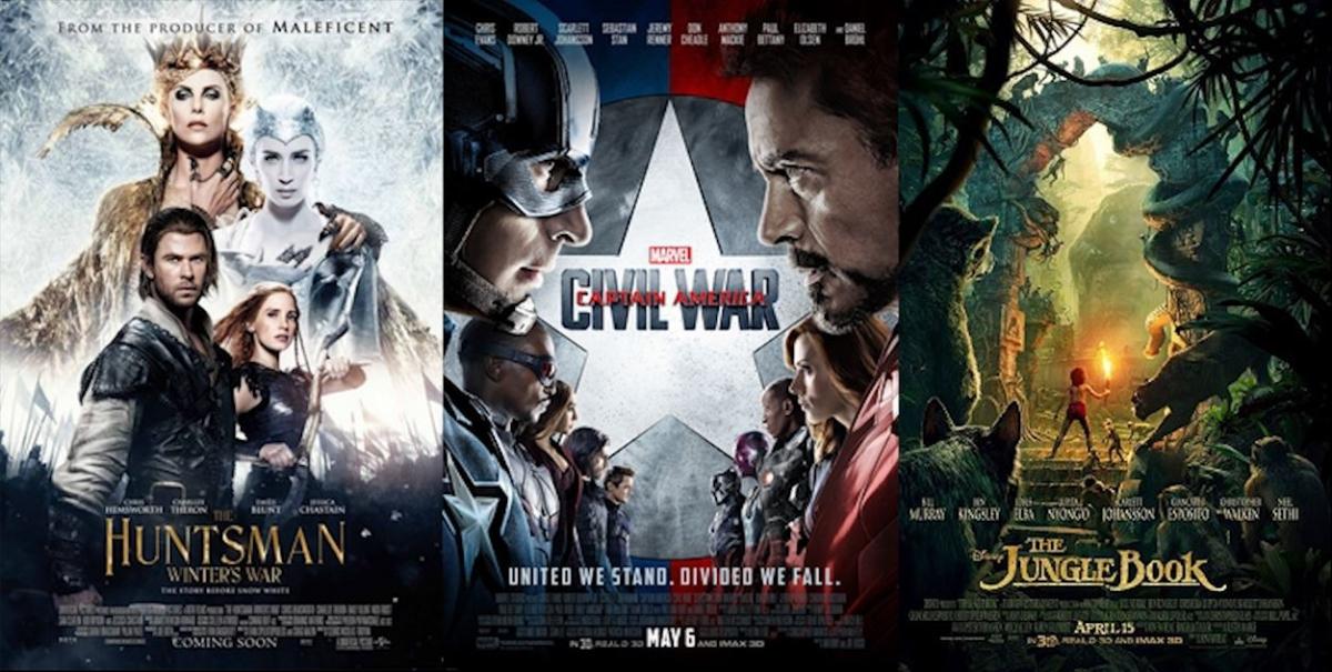April 2016 film preview