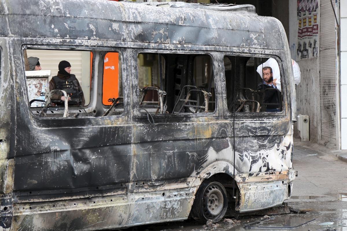 Diyarbakir bomb Kurds PKK 2016