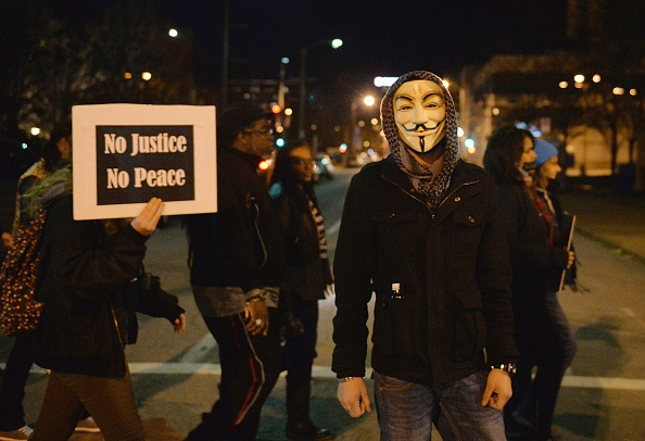 Anonymous hacks into Angolan government websites after 17 activists jailed