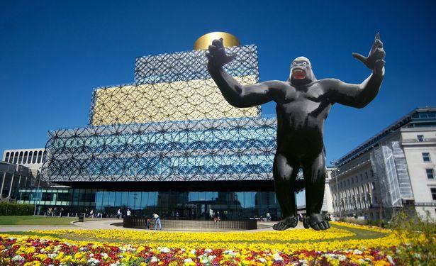 Birmingham King Kong