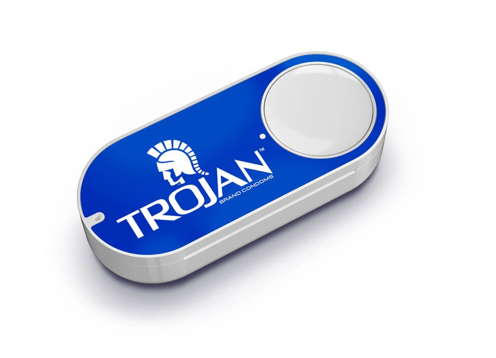 Amazon Dash button trojan
