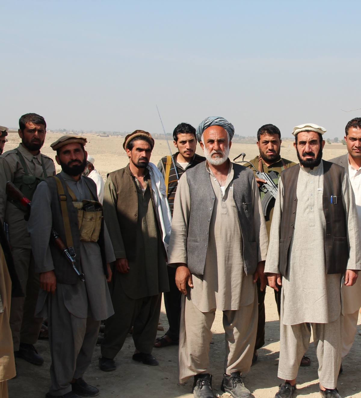 Afghan militia leader