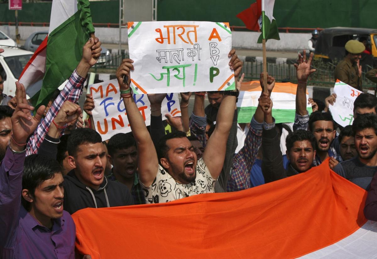 Bharat Mata ki Jai slogan