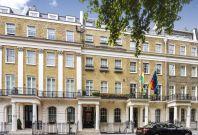 London property Belgravia Eaton Square