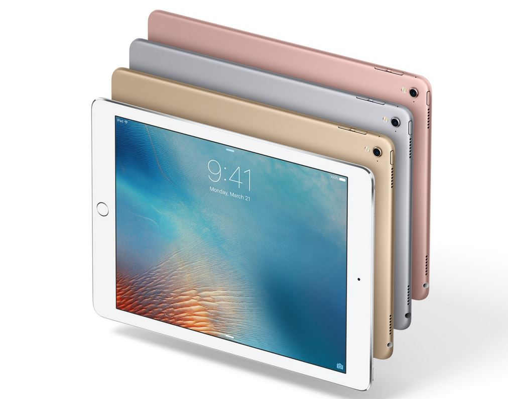 9.7in iPad Pro goes on sale