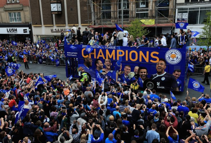 Leicester City promotion