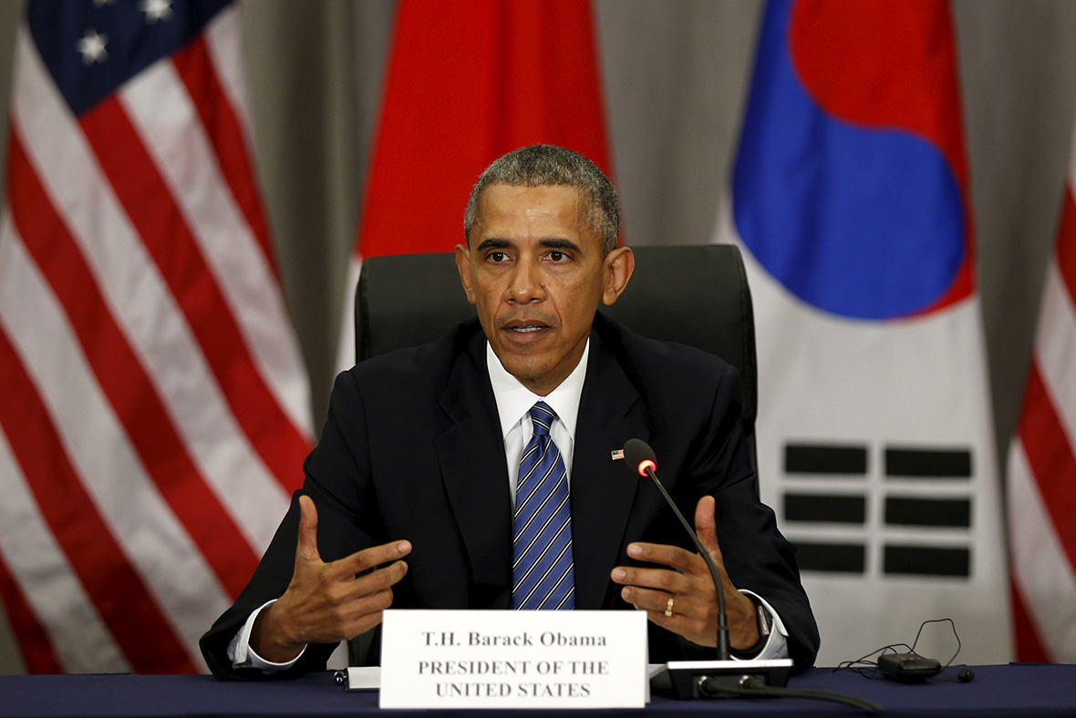 Obama at Nuclear Security Summit