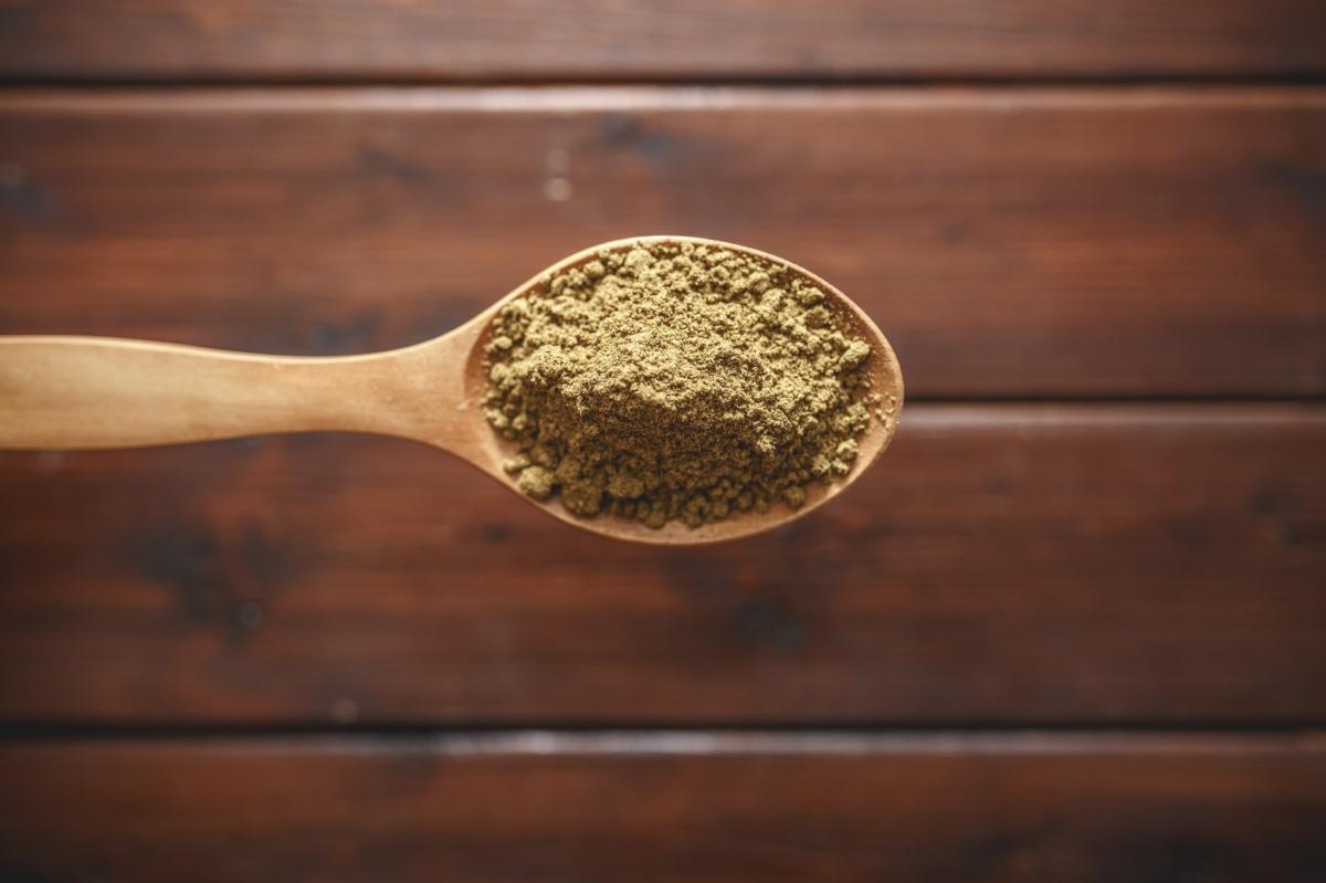Cumin spice powder